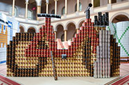 Canstruction Bikeshare