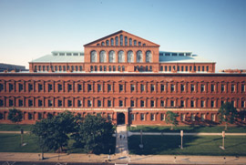 pension building