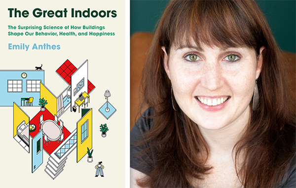 The Great Indoors by Emily Anthes